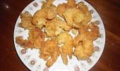 Smažené krevety v křupavém těstíčku