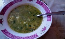 Zeleninovo - cuketová polévka