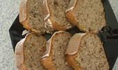 Bábovka ze Salka s mandlemi