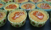 Citronové muffiny s medem