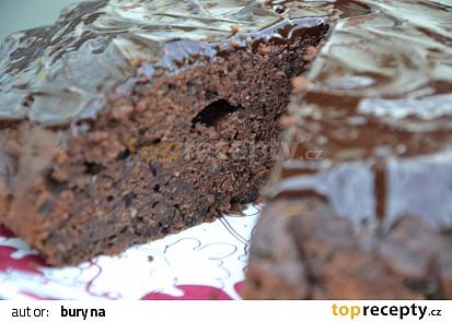 cuketový sladký koláč