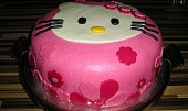 Dort s kočičkou Hello Kitty