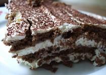 Dort z BE-BE kakaových sušenek
