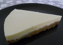 Lehoučký mandlový cheesecake