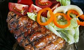 Marináda na maso na gril,nebo pánev