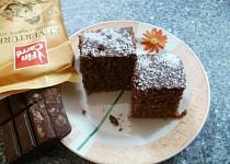 Moučníkovo-čokoládová vychytávka - poleva