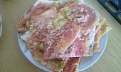Naše domácí pizza