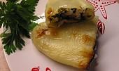 Papriky plněné Balkánským sýrem