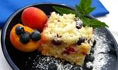 Rebarborový koláč
