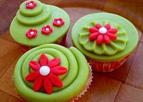 Retro dortíčky