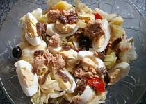 Salát Nicoise