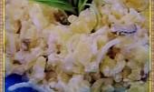 Svěží bramborový salát jedna báseň
