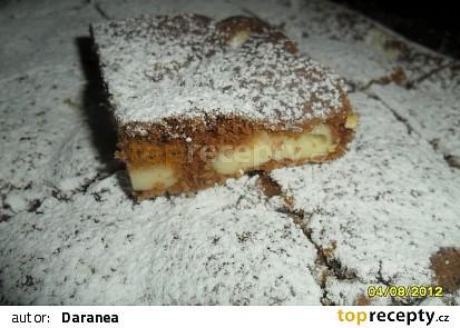 Tvarohový mřížkový koláč