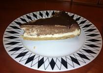 Čokoládový cheescake