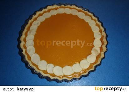 Dýňový koláč se salkem