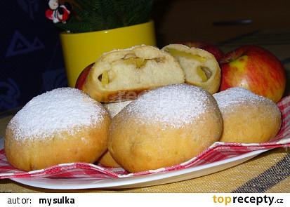 Jablečné vdolky