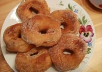 Jablkové smaženky babičky Boženky
