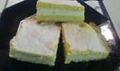 Lehký koláč s tvarohem