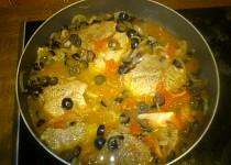 Maso na olivách