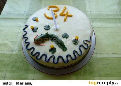 Narozeninový dort - 34