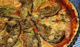 Pizza Parmiggiana