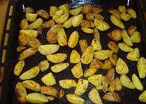Rychlé ostřejší americké brambory