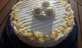 De Sousa: dort s kokosovým mlékem