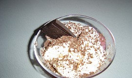Domácí smetanová zmrzlina