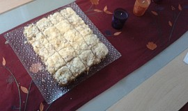 Drobenkový koláč - 1/2 porce