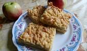 Jablkový koláč se sněhem 2