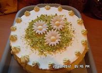 Jahodový dort pro Lukáše