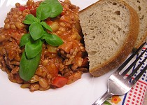 Kovbojské fazole od Freďáka