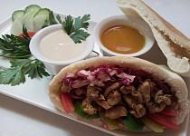 Kureci shawarma