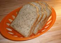 Nadýchaný bramborovo-podmáslový chléb (celozrnný)