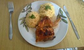 Pikantní kuře od Jitky