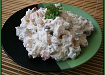 Rybí salát z pangase II.