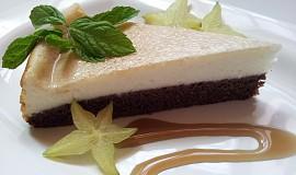 Tvarohovo-smetanový koláč
