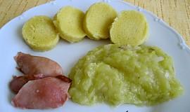 Bramborové knedlíky bez lepku, mléka a vajec