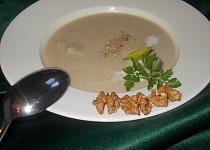 Celerovo - ořechový krém