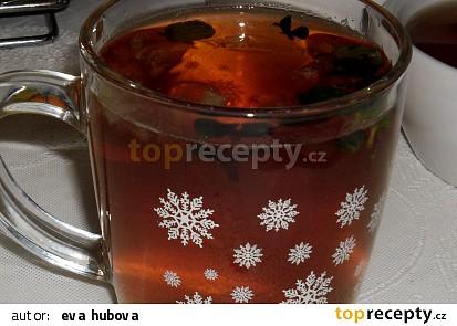 Domácí ledový čaj