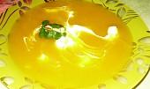 Dýňovo-bramborová polévka