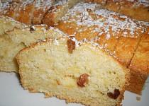 Dýňový chlebík s kokosem