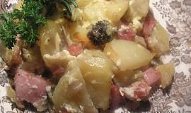 Francouzské brambory po našimu