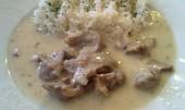 Kuřecí žaludky na kmíně