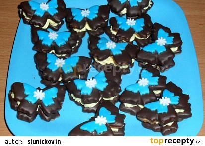 Motýlci z lineckého těsta