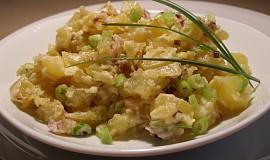 Pečený bramborový salát ( teplý)