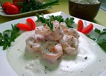 Shushbarak - masove tasticky v jogurtu