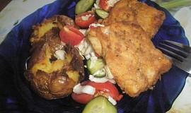Africká rybí chermoula