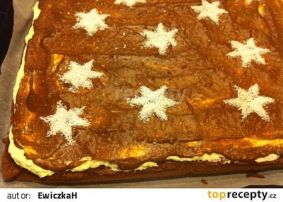 kokosové hvězdičky na ozdobu