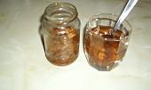 Čaj s pečeným ovocem